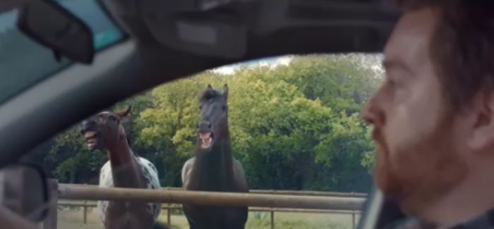 VW Trailer Tow Assist System Will Make Horses Stop Laughing At you – Video