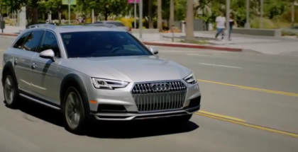 2017 Audi A4 Allroad Review, Driver Assist, Technology (1)