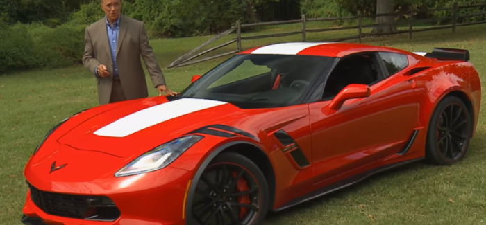 2017 Chevrolet Corvette Grand Sport Review – Video