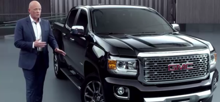 2017 GMC Canyon – Video