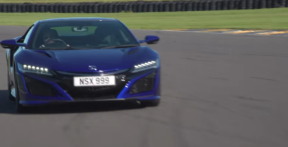 2017 Honda NSX Track Review (1)