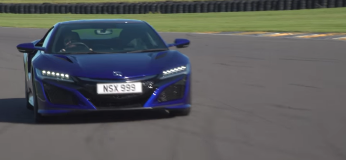2017 Honda NSX Track Review – Video
