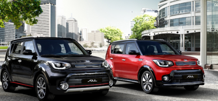 2017 Kia Soul Turbo Test Drive Walk Around Interior Video