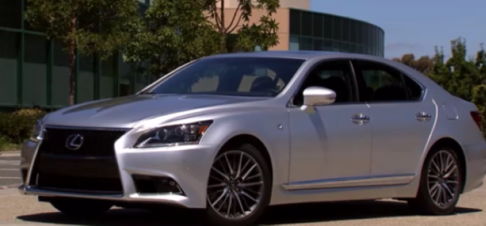 2017 Lexus Ls 460 And F Sport Test Drive Review Video