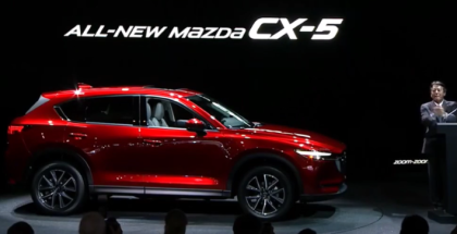 2017 Mazda CX-5 and RT24-P Race Car Unveiling (1)