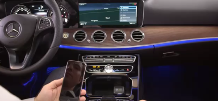 2017 Mercedes Apple CarPlay and Android Auto – Video | DPCcars