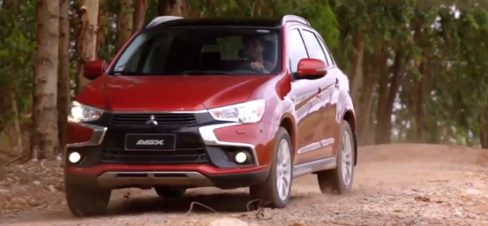 2017 Mitsubishi ASX AWD – Video