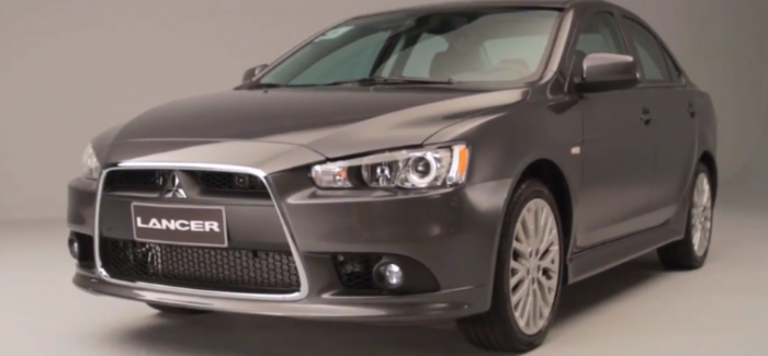 2017 Mitsubishi Lancer GT – Video