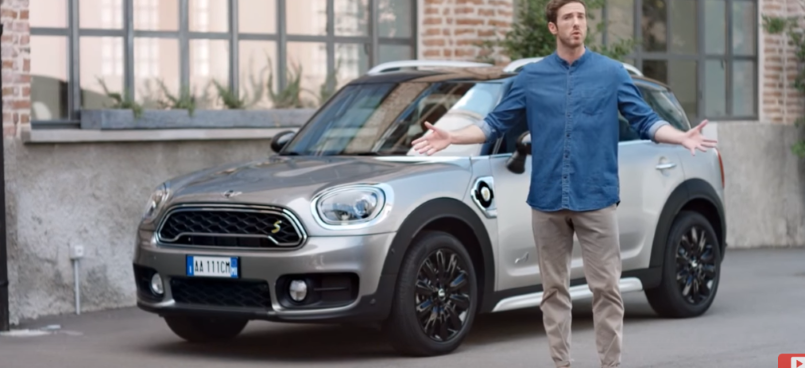 2017 new mini countryman plug in hybrid review video dpccars. Black Bedroom Furniture Sets. Home Design Ideas