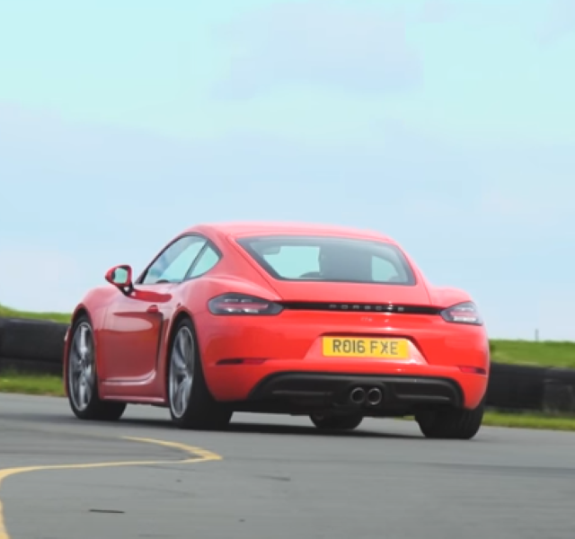 Excellent 2017 Porsche 718 Cayman S Race Track Review  Video  DPCcars