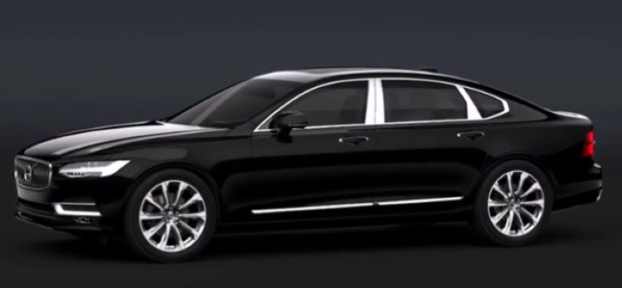 2017 Volvo S90 Excellence Video Dpccars