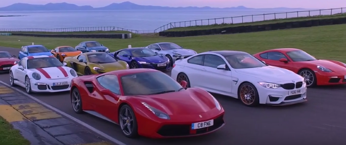 Autocar Best Sports Cars Tested Video DPCcars - Top sports cars 2016