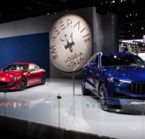 Maserati At Los Angeles Auto Show 2016 (2)