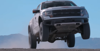 Motor Trend - Off Roading With A 2017 Ford Raptor (1)