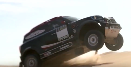 New MINI John Cooper Works Rally Documentary (1)