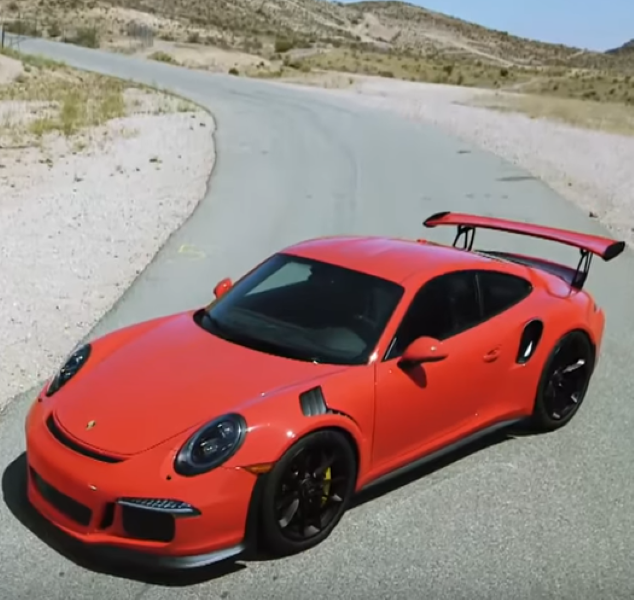 Patrick Dempsey And Jay Leno With Porsche 911 Rs Video Dpccars
