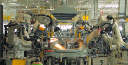 Volvo XC90 Production Factory Plant (1)