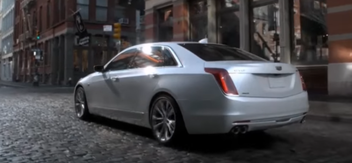 myCadillac App Demonstration – Video