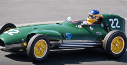 1958 Lotus Type 16 Test Drive
