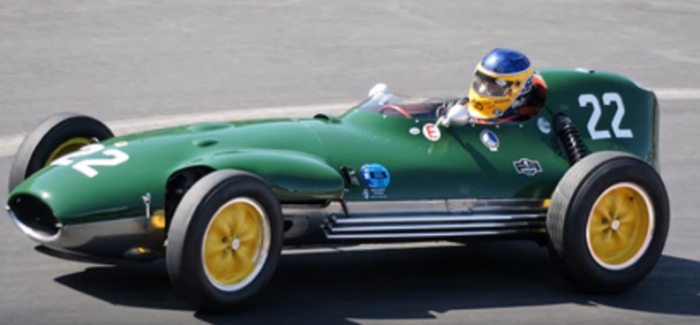 1958 Lotus Type 16 Test Drive – Video