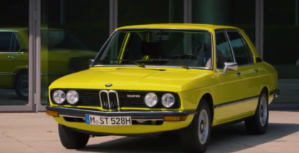 1972 To 1981 1st Generation E12 BMW 5 Series History (1)