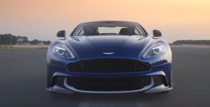 2017 Aston Martin Vanquish S Super Grand Tourer Commercial Trailer (1)