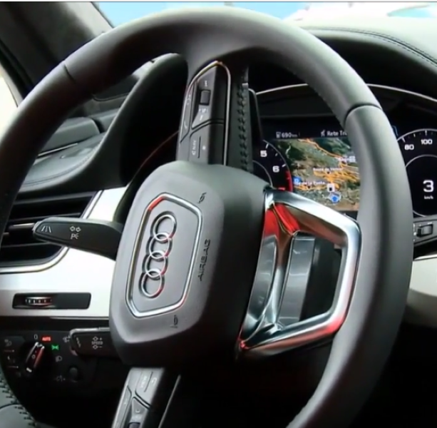 2017 Audi Q7 Driver Assistance Systems – Video