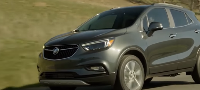 2017 Buick Encore Smart Driver – Video
