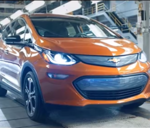 2017 Chevrolet Bolt EV Production Factory (2)