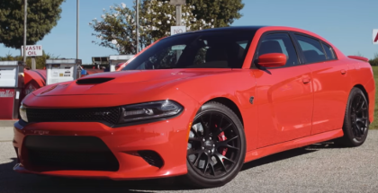 2017 Dodge Charger SRT Hellcat Review (1)