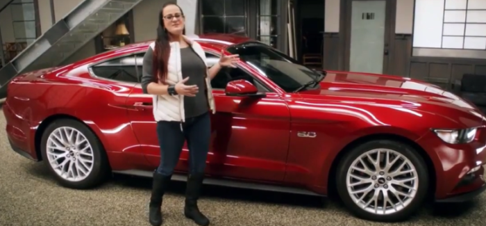 2017 ford mustang gt review video dpccars. Black Bedroom Furniture Sets. Home Design Ideas