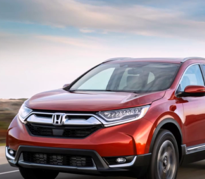 2017 Honda CR-V Overview And Walkaround – Video