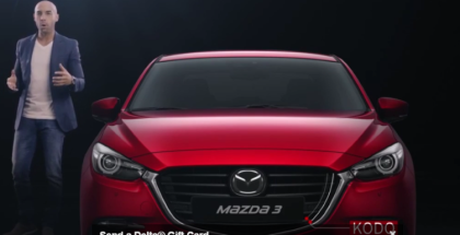 2017 Mazda 3 Overview and Features (1)