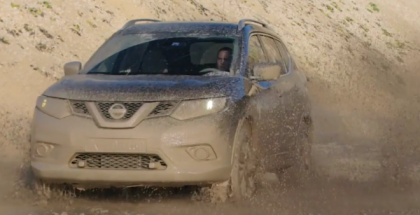 2017 Nissan X Trail Off Road Mud & Hillclimb (1)