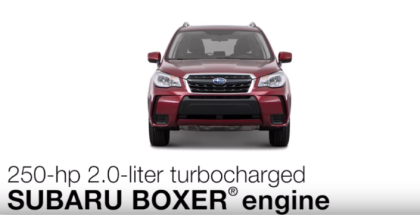 2017 Subaru Forester Lineup Overview (1)