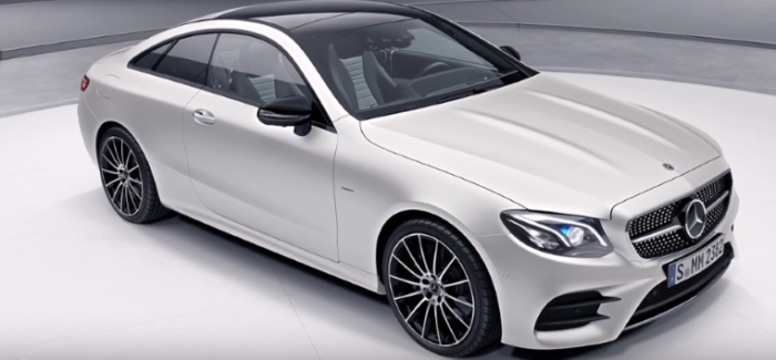 2018 mercedes e class coupe limited edition 1 video dpccars. Black Bedroom Furniture Sets. Home Design Ideas