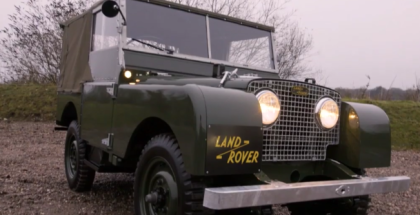 80th birthday Land Rover Surprise (1)