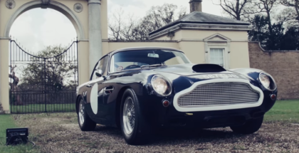 Aston Martin DB4 GT Lightweight (1)