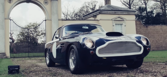 Aston Martin DB4 GT Lightweight – Video