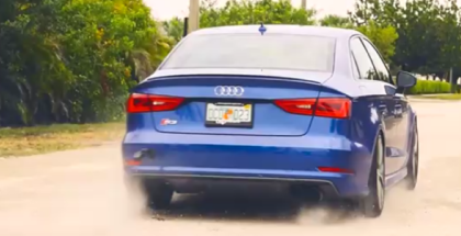 Audi S3 With AWE Exhaust (1)