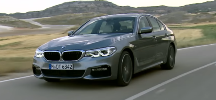 Auto Express 2017 Bmw 5 Series G30 Review Video Dpccars