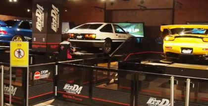 Initial D 4th Stage Arcade (1)