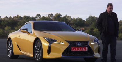 Lexus LC Coupe Review (1)