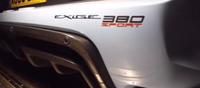 Lotus Exige Sport 380 Closer look – Video