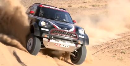 Mini John Cooper Works Rally X-raid Team Rallye Dakar (1)