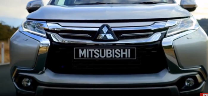 Mitsubishi Pajero Sport Review – Video