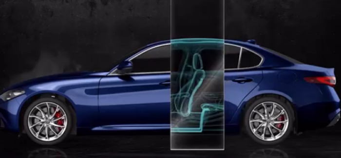 New 2017 Alfa Romeo Giulia Features and Options Overview – Video