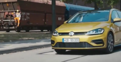 New 2017 VW Golf World Premiere Commercial Trailer (1)