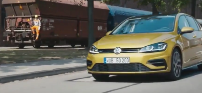 New 2017 VW Golf World Premiere Commercial Trailer – Video