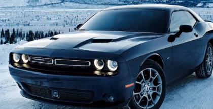 Pricing - 2017 Dodge Challenger GT AWD All Wheel Drive Overview (1)
